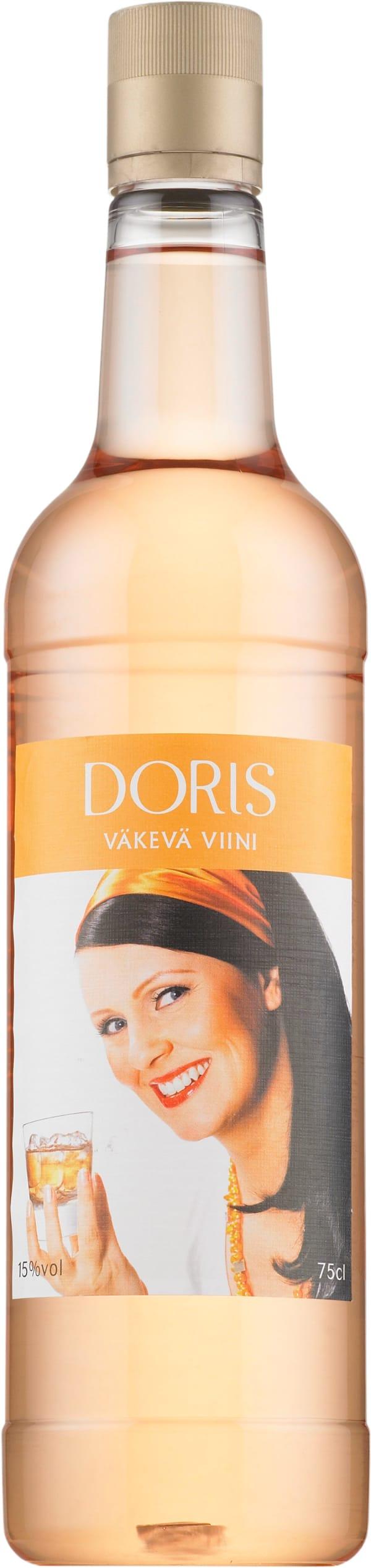 Doris plastflaska