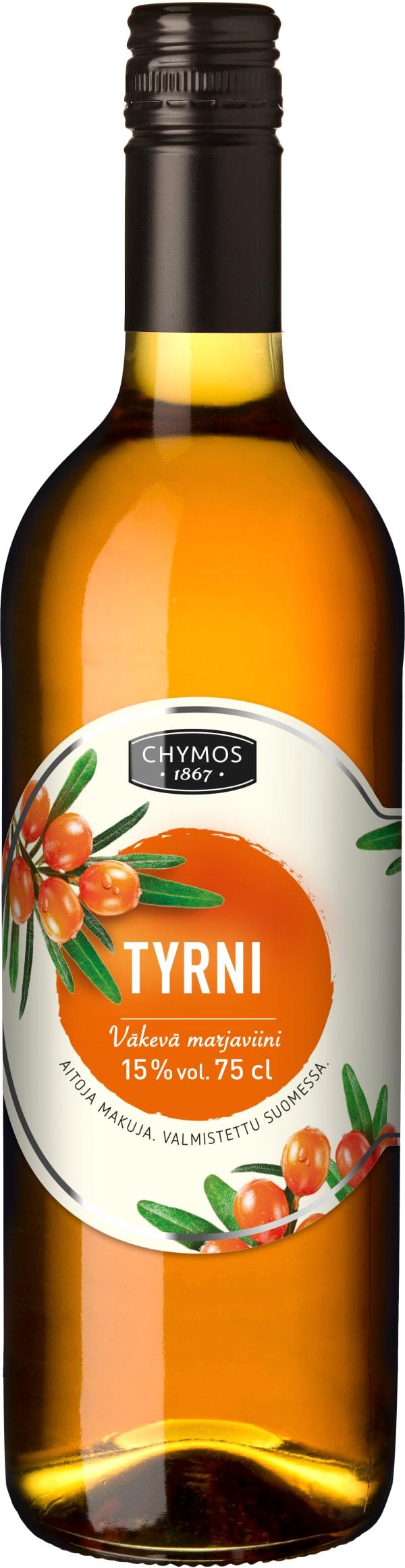 Chymos Tyrni Väkevä marjaviini