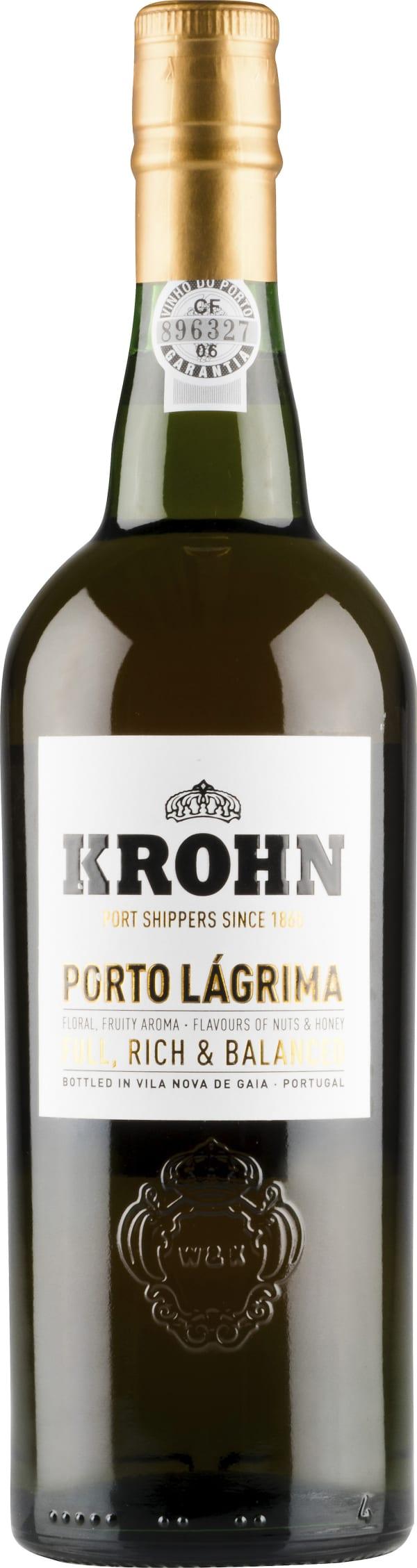 Krohn Lágrima Fine White Port