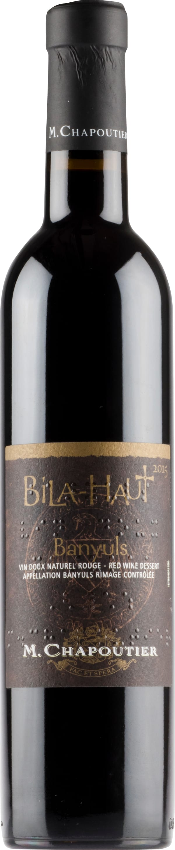 Chapoutier Bila-Haut Banyuls Rimage 2015