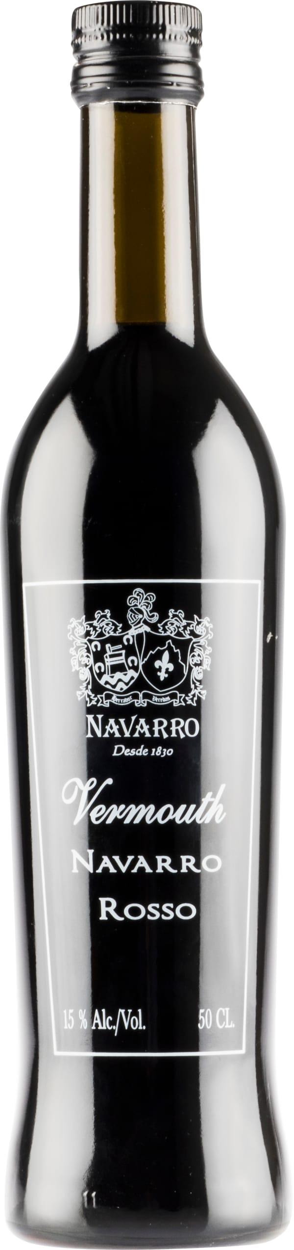 Navarro Premium Rosso Vermouth