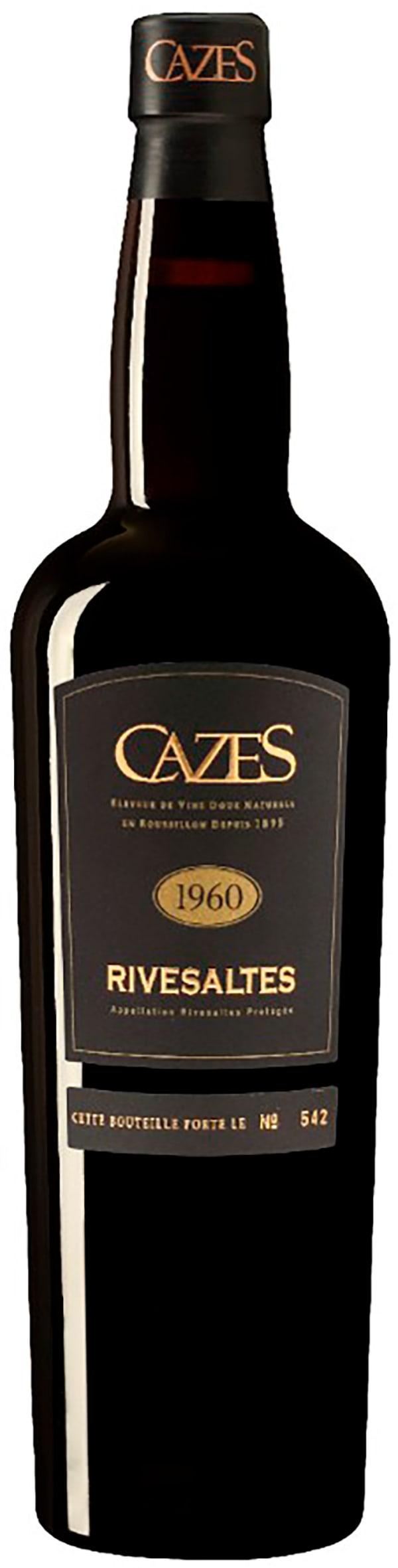 Cazes Rivesaltes 1960