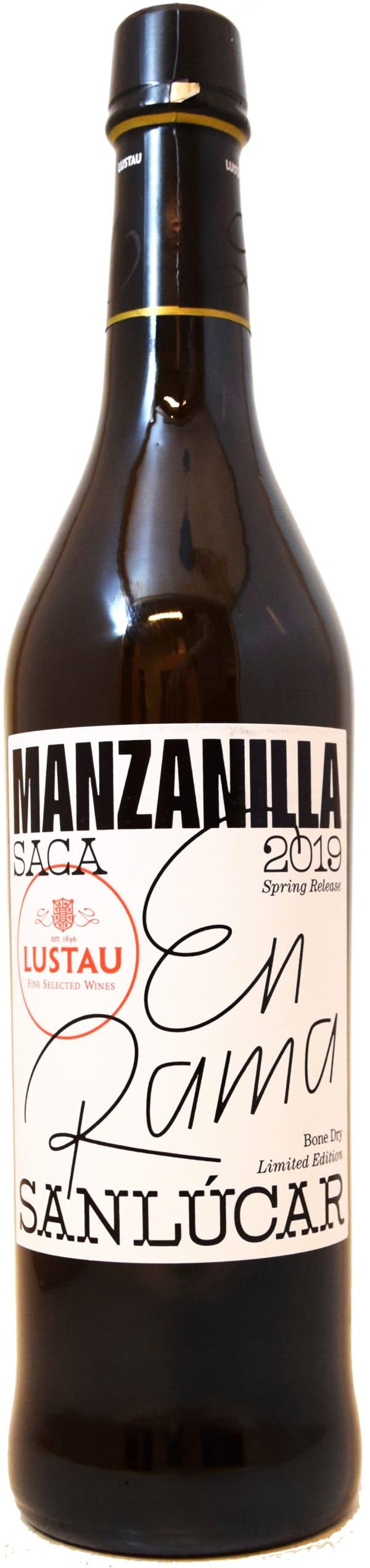 Lustau Manzanilla Sanlúcar En Rama Sherry