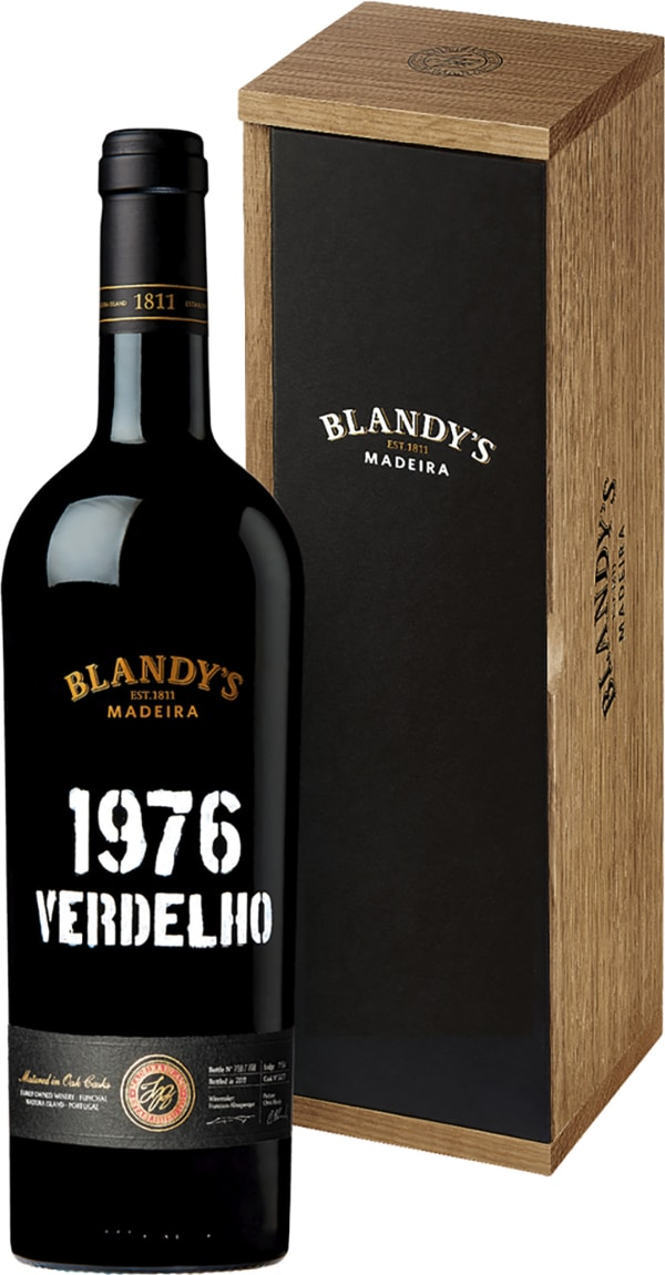 Blandy's Verdelho Vintage Madeira 1976
