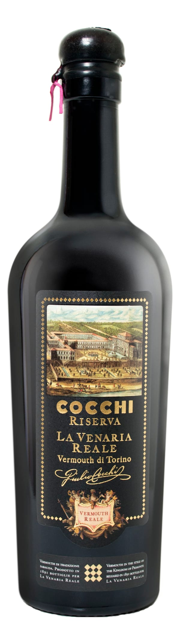 Cocchi Riserva La Venaria Reale Vermouth di Torino