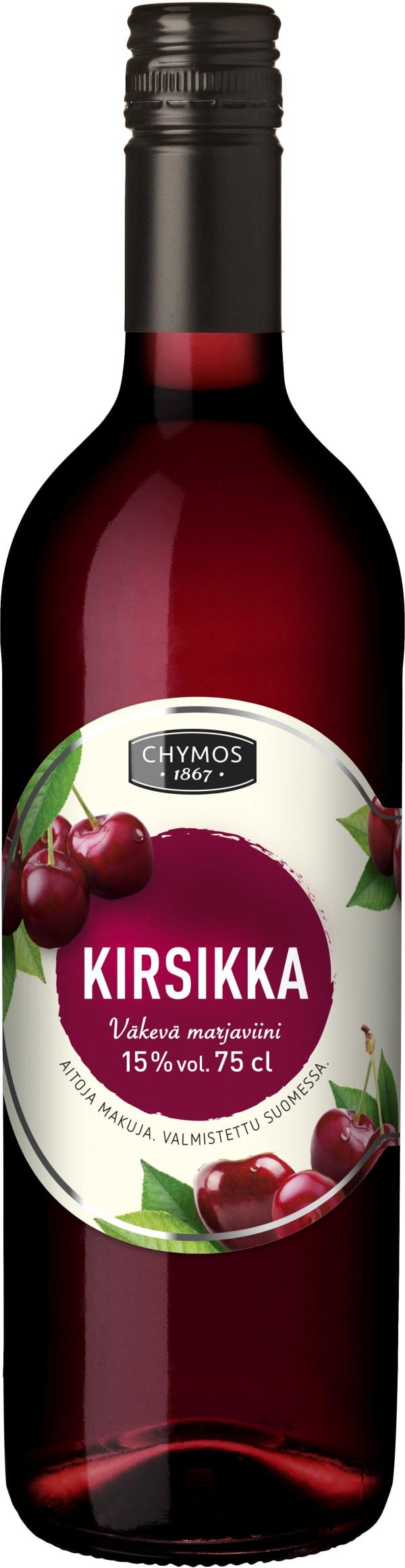 Chymos Kirsikka Väkevä Marjaviini