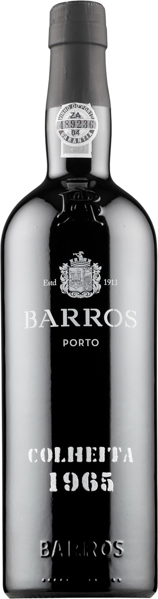 Barros Porto Colheita 1965