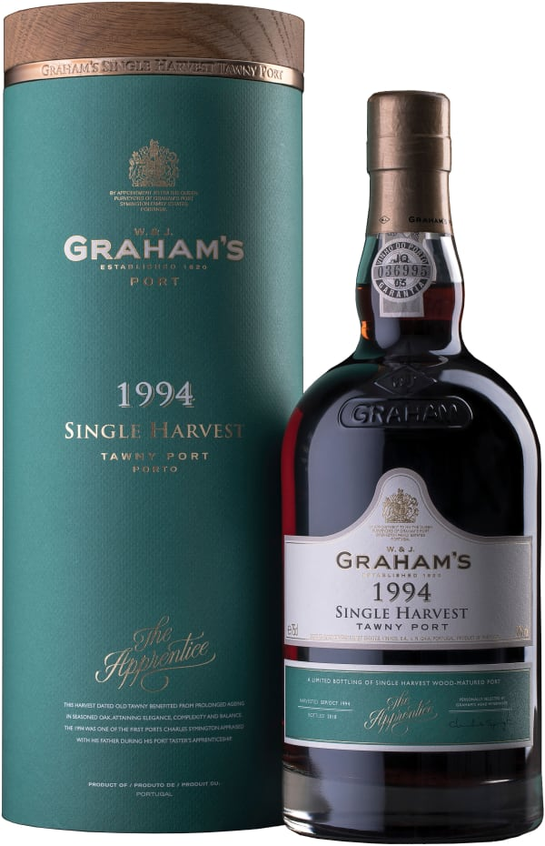 Graham's Single Harvest Tawny Port 1994
