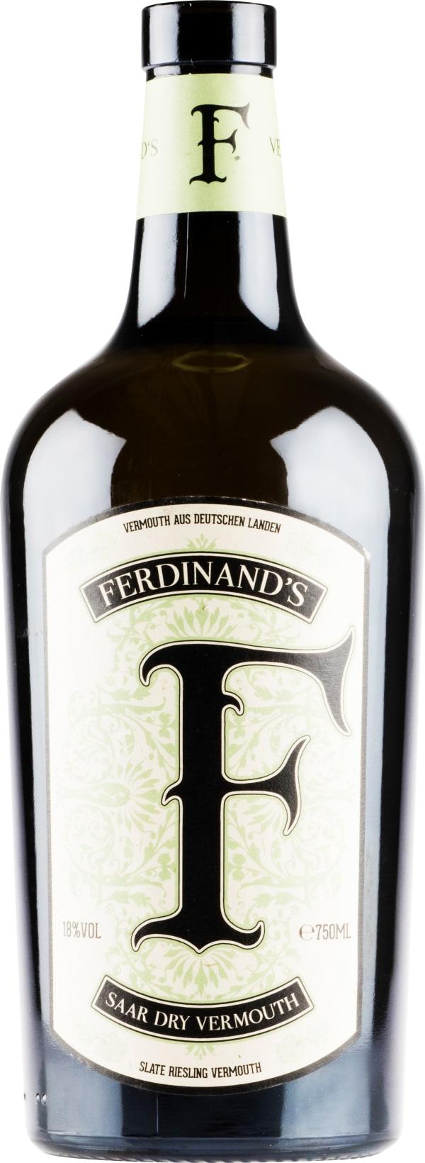 Ferdinand's Saar Dry Vermouth