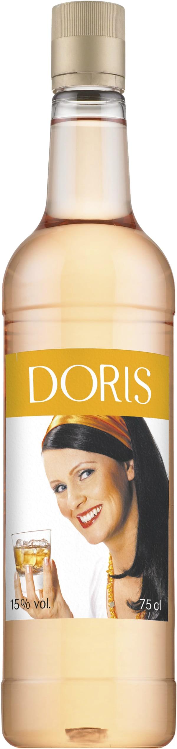 Doris plastic bottle