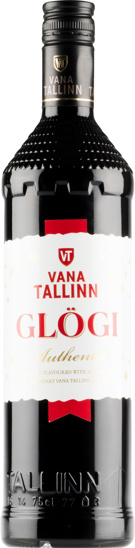 Vana Tallinn Authentic Väkevä Viiniglögi