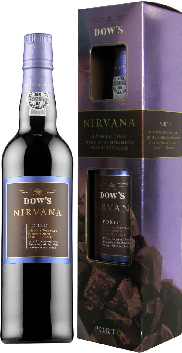 Dow's Nirvana Reserve Port lahjapakkaus