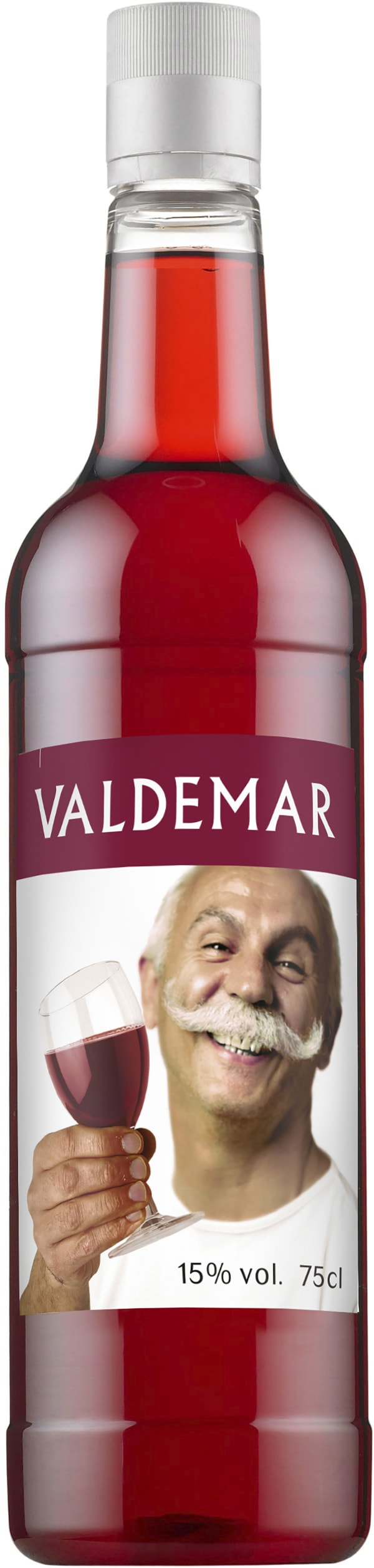 Valdemar plastic bottle