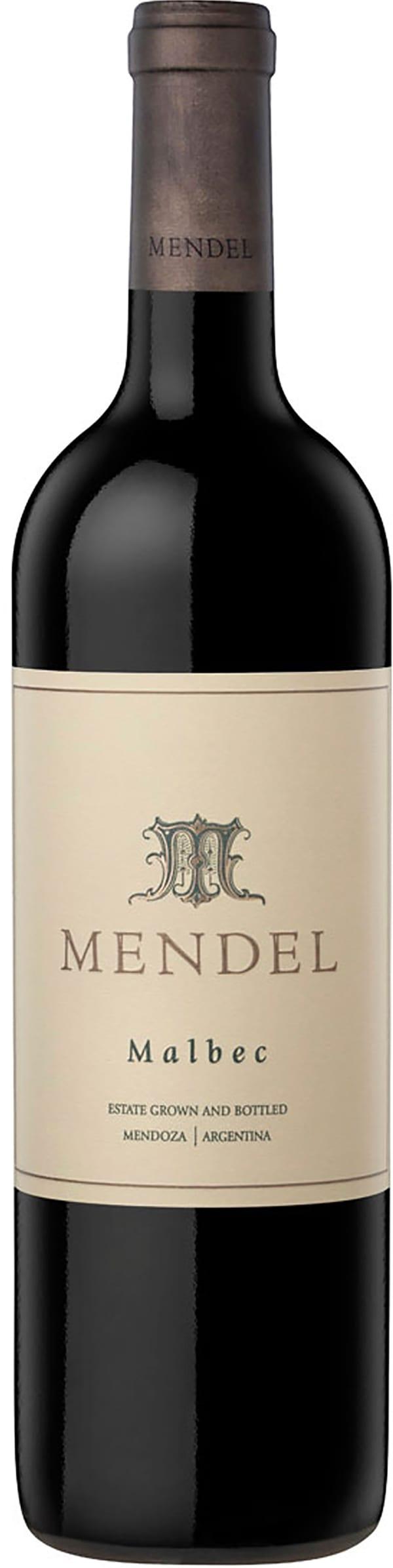 Mendel Malbec 2018