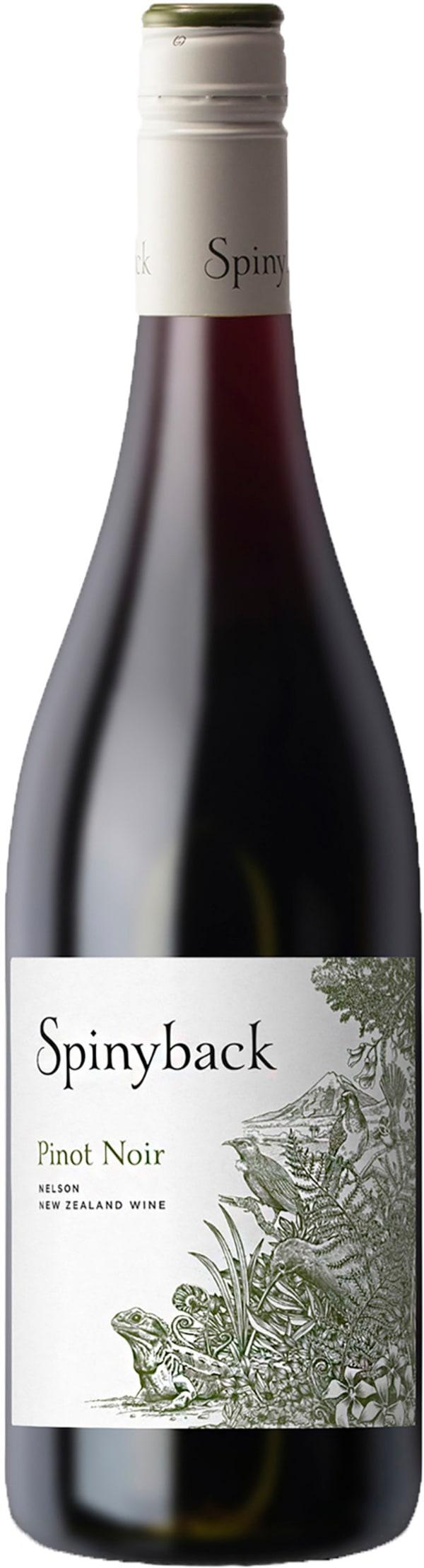 Spinyback Pinot Noir 2015
