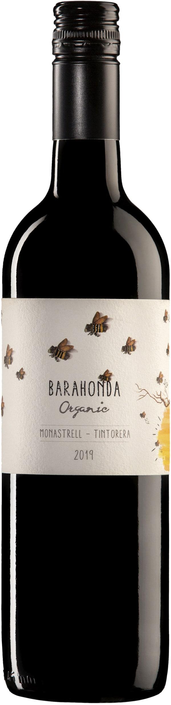 Barahonda Organic Monastrell Tintorera 2018