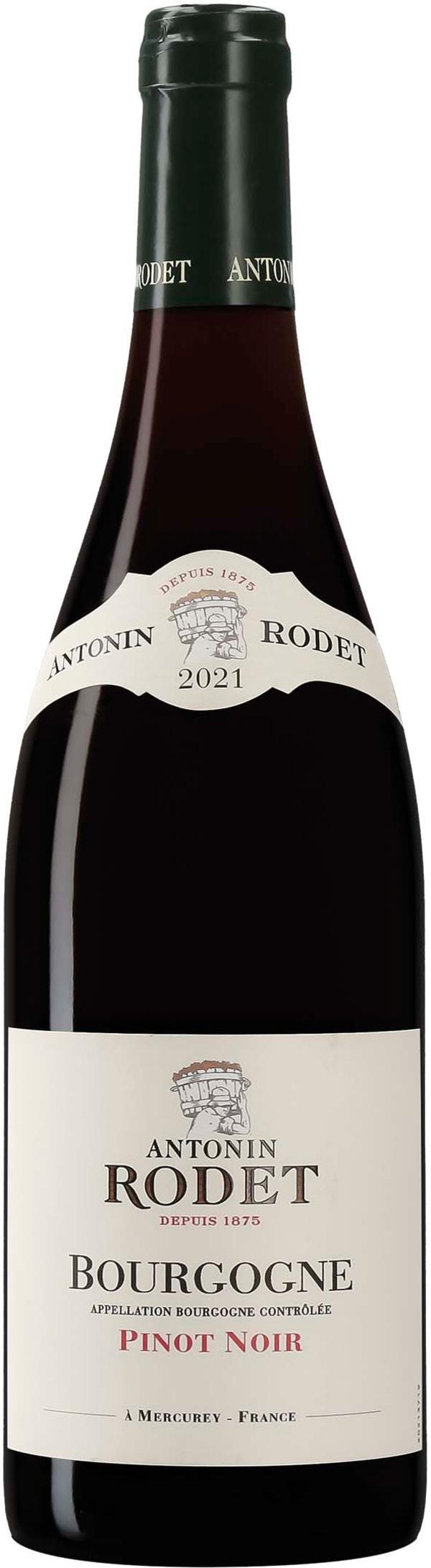 Antonin Rodet Pinot Noir 2018