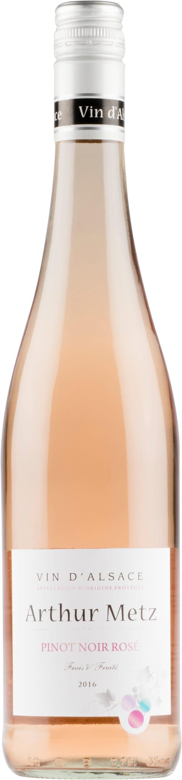 Arthur Metz Pinot Noir Rosé