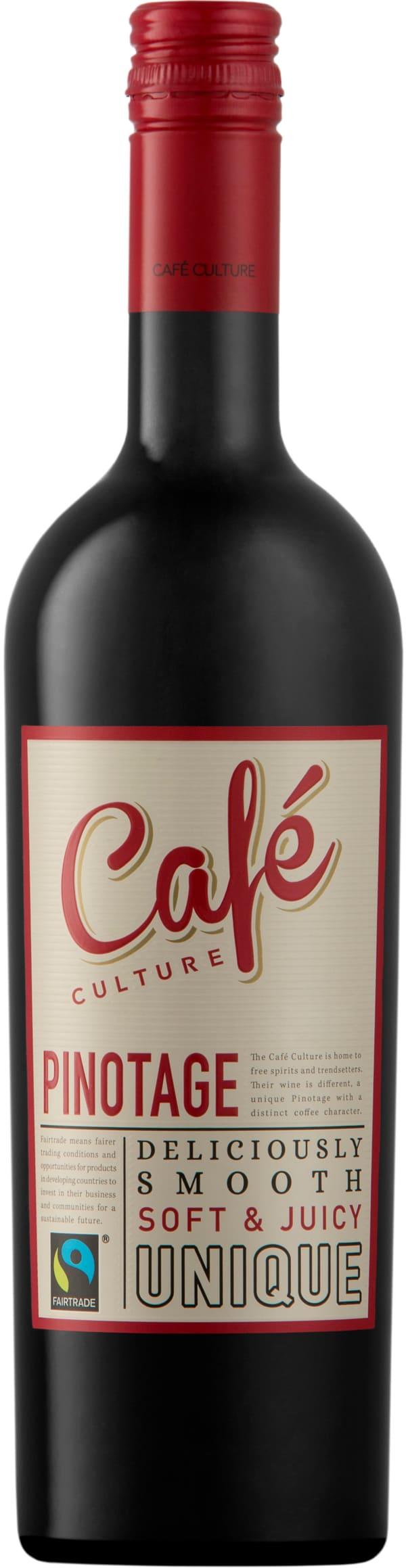 Café Culture Pinotage 2018