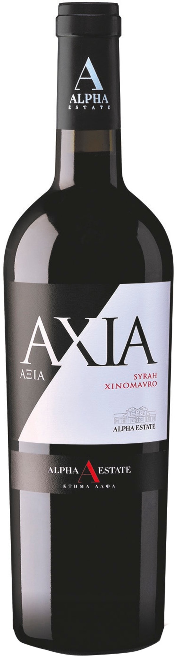 Alpha Estate Axia Syrah Xinomavro 2015