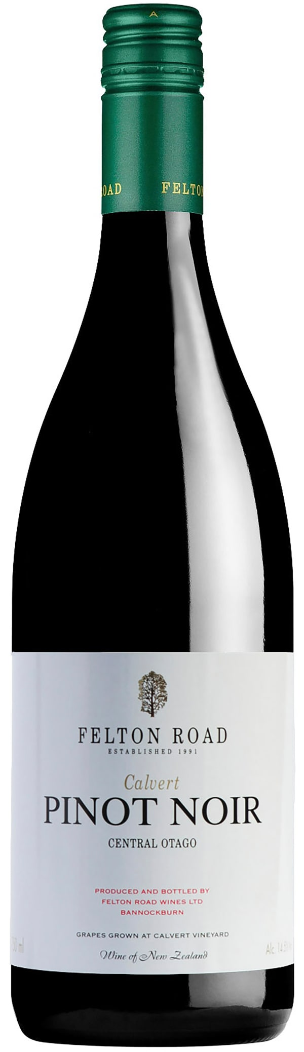 Felton Road Calvert Pinot Noir 2016