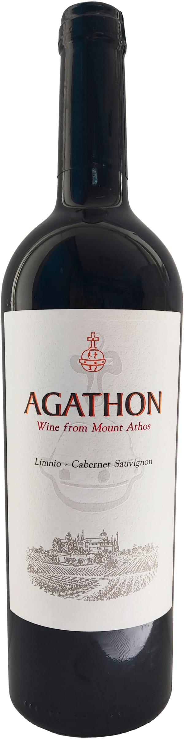 Agathon Limnio Cabernet Sauvignon 2017