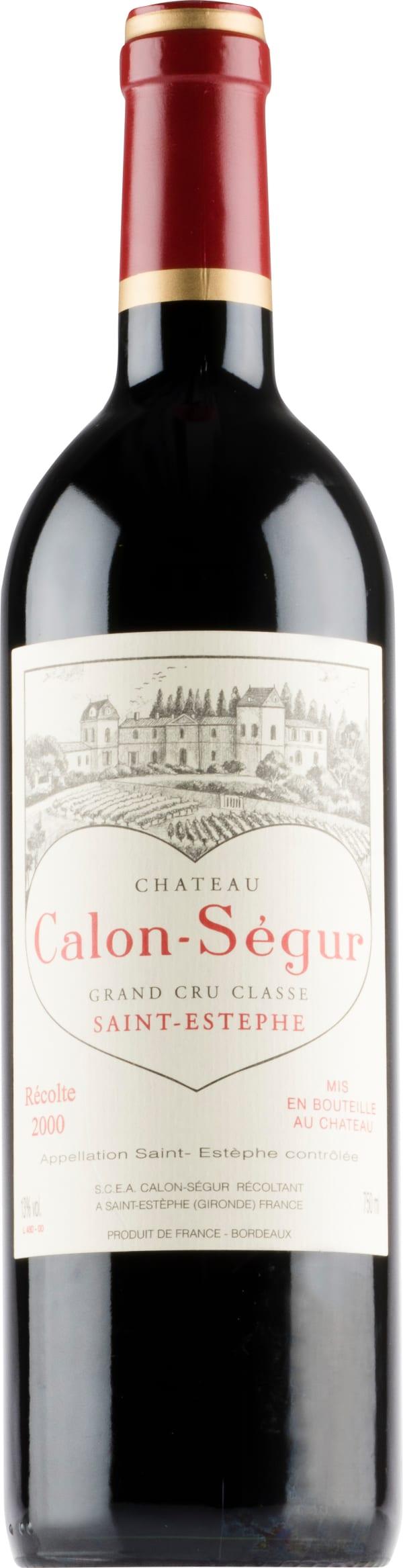 Château Calon-Ségur 2000