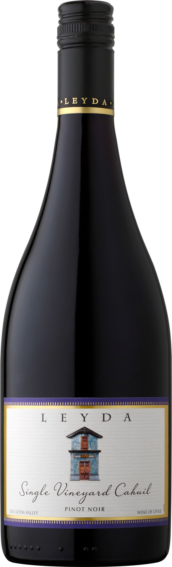 Leyda Single Vineyard Cahuil Pinot Noir 2014