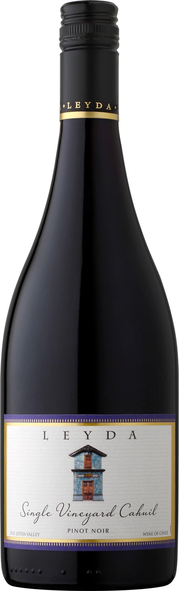 Leyda Single Vineyard Cahuil Pinot Noir 2014