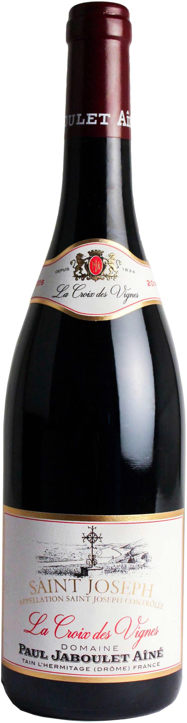 Jaboulet La Croix des Vignes Saint Joseph 2016