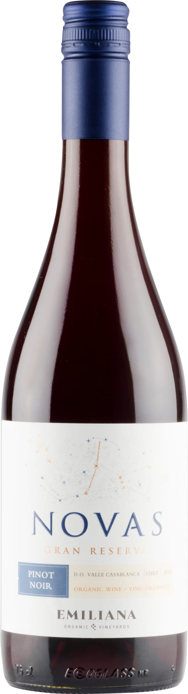 Novas Gran Reserva Pinot Noir 2018
