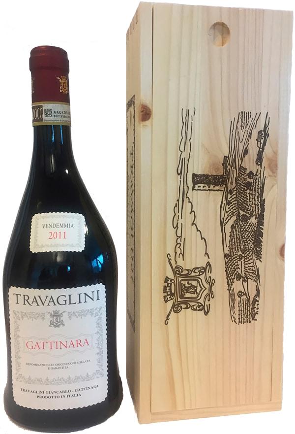 Travaglini Gattinara 2014 lahjapakkaus