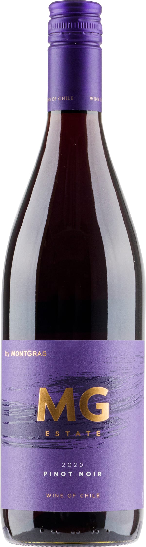 MG by MontGras Pinot Noir 2020