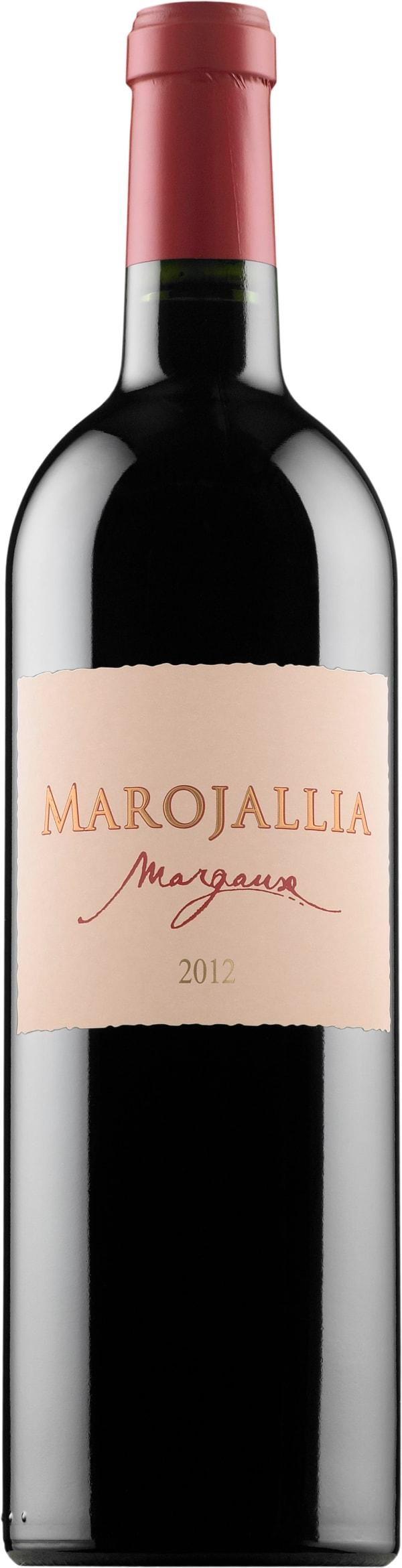 Marojallia 2012