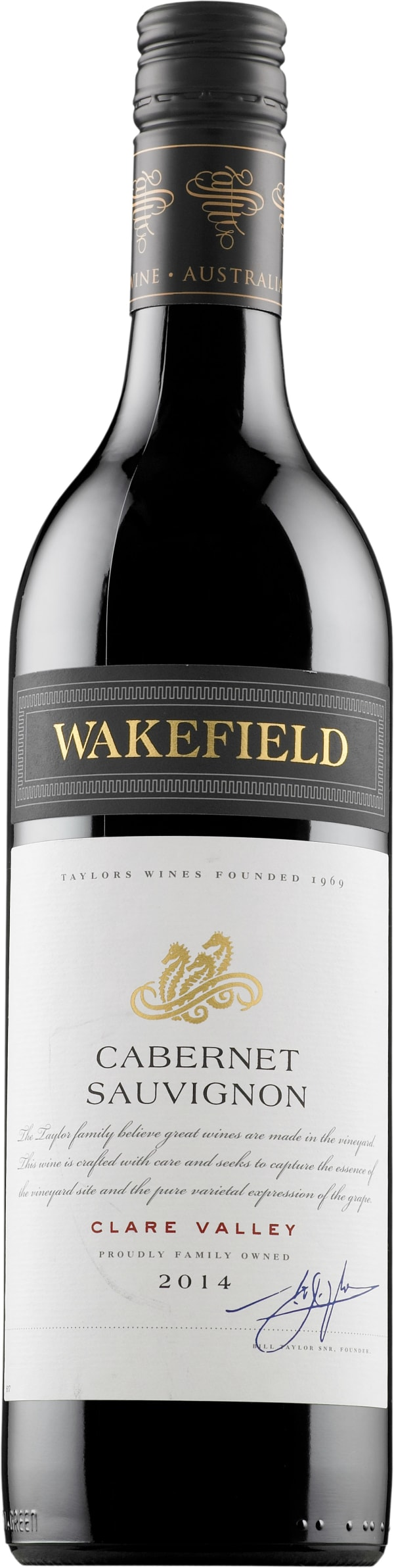 Wakefield Cabernet Sauvignon 2016
