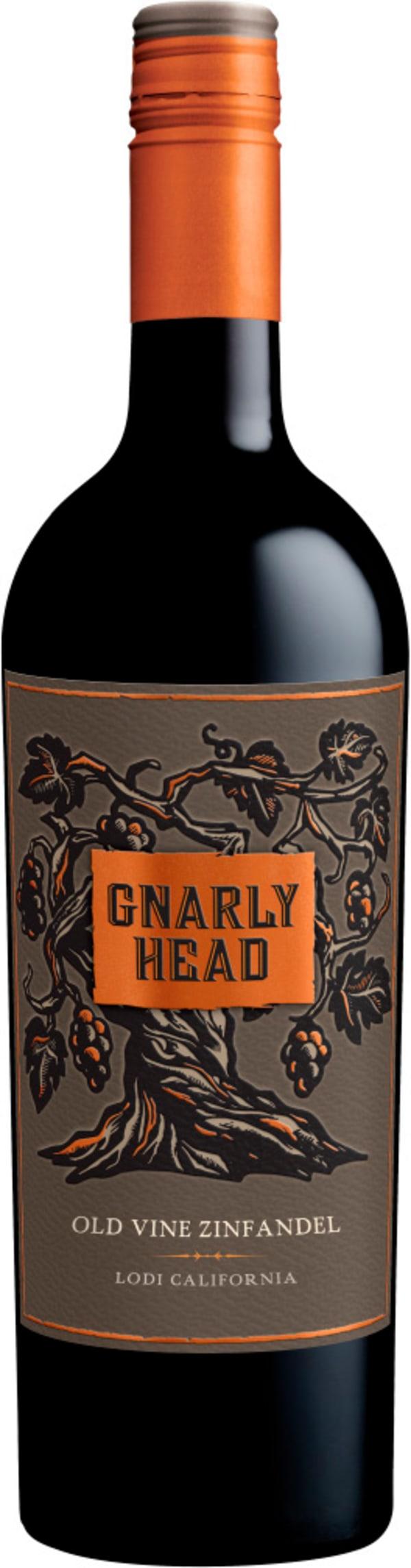Gnarly Head Old Vine Zin 2016