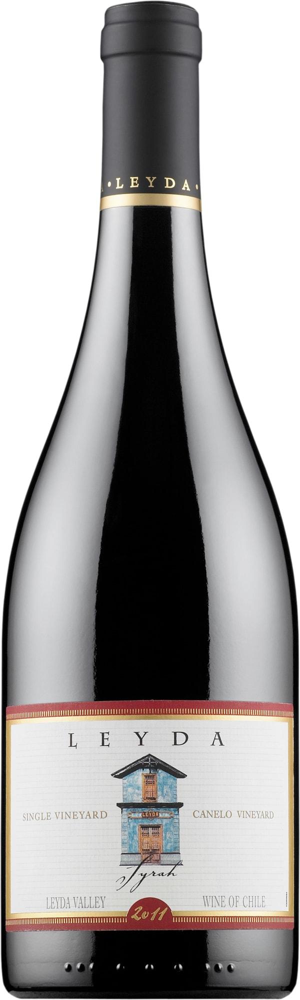 Leyda Single Vineyard Canelo Syrah 2014