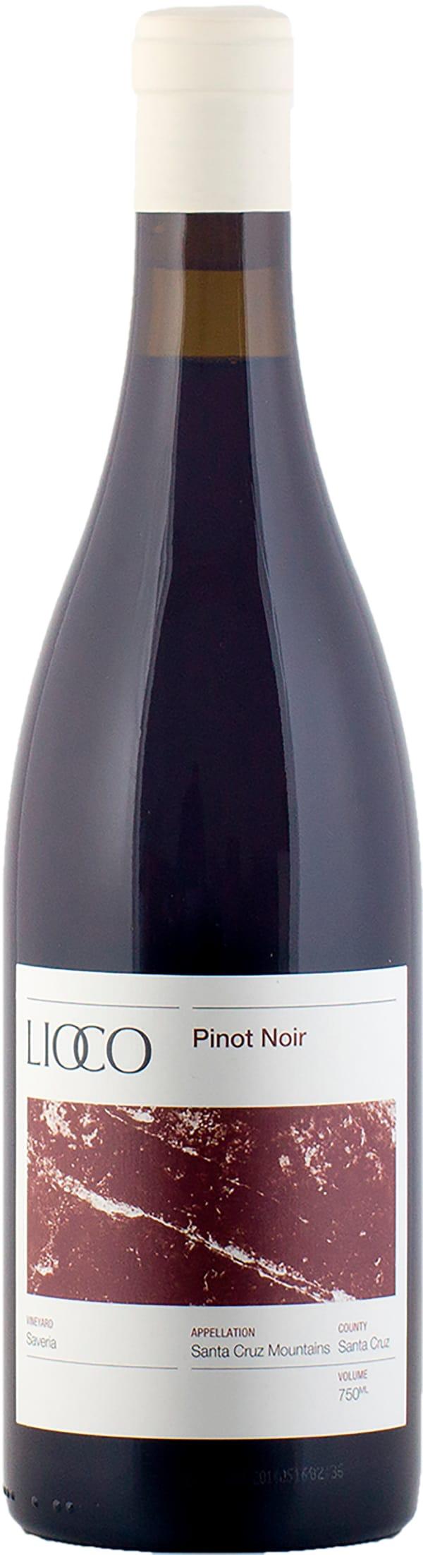 Lioco Saveria Vineyard Pinot Noir 2016