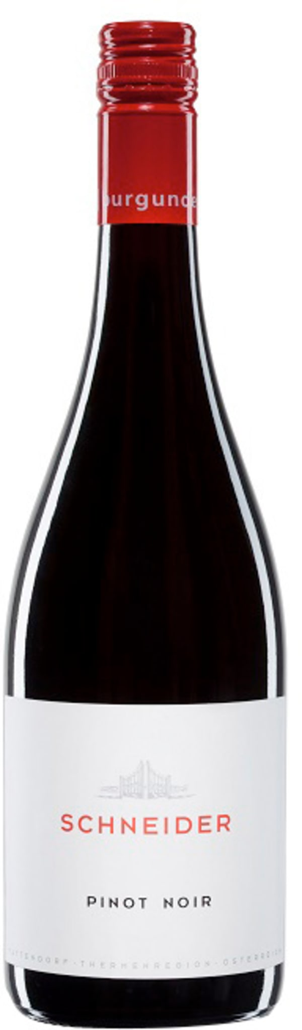 Schneider Tattendorf Pinot Noir 2015