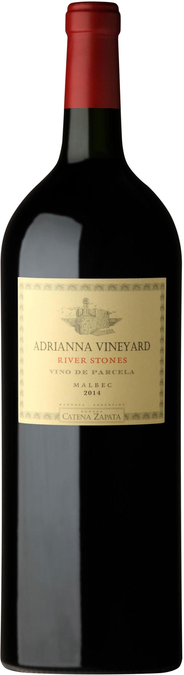 Adrianna Vineyard River Stones Malbec 2014