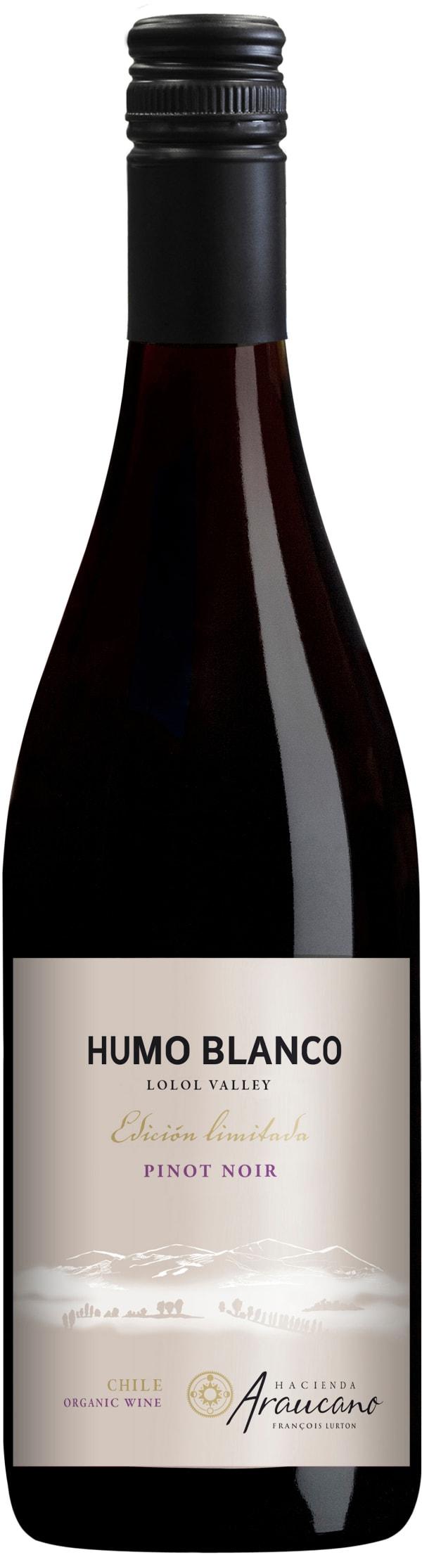 Humo Blanco Edicion Limitada Pinot Noir 2018