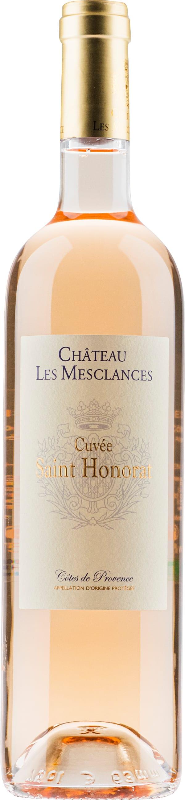 Château Les Mesclances Cuvée Saint Honorat 2020