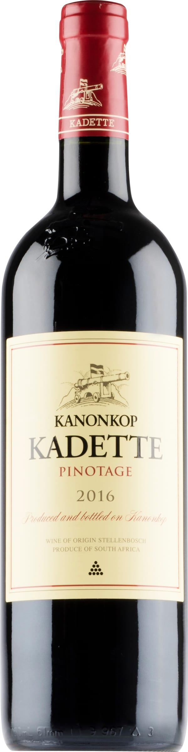 Kanonkop Kadette Pinotage 2016