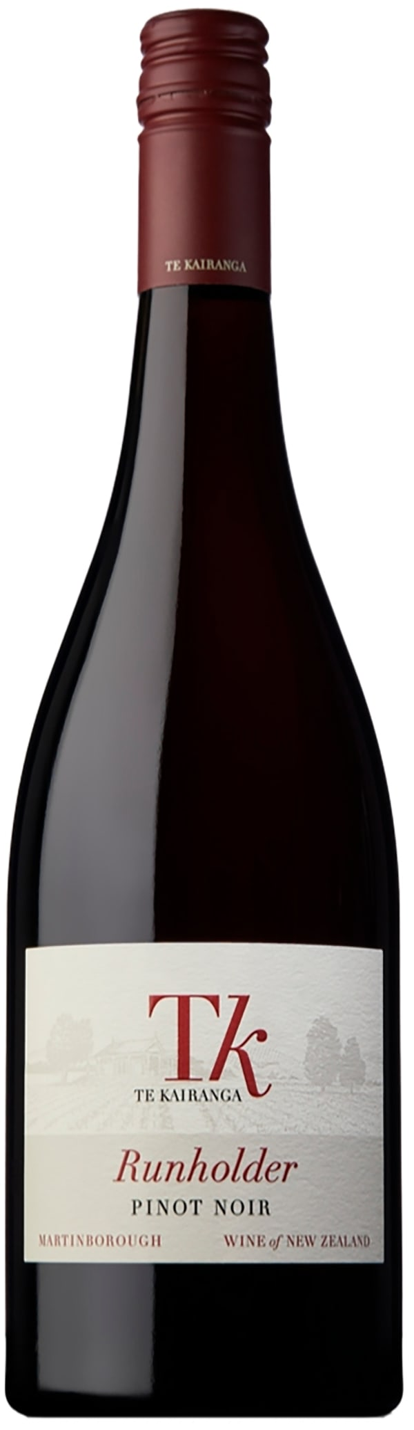 Te Kairanga Runholder Pinot Noir 2018
