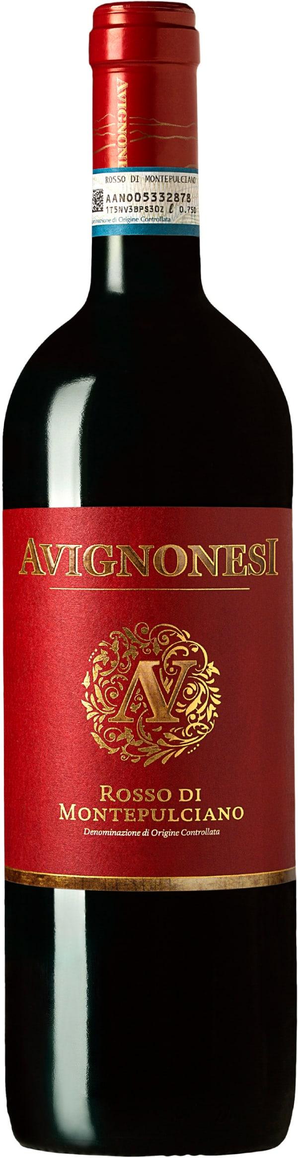 Avignonesi Rosso di Montepulciano 2018 presentförpackning