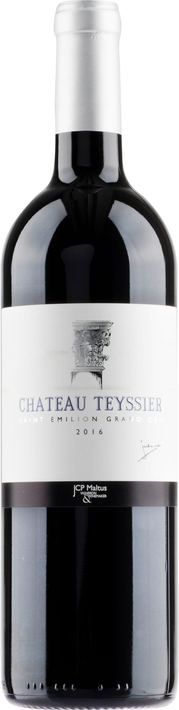 Château Teyssier 2016