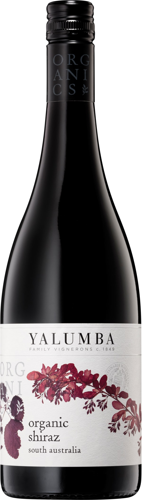 Yalumba Organic Shiraz 2018