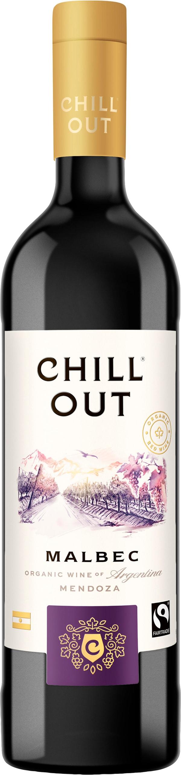 Chill Out Malbec Argentina 2017 plastflaska