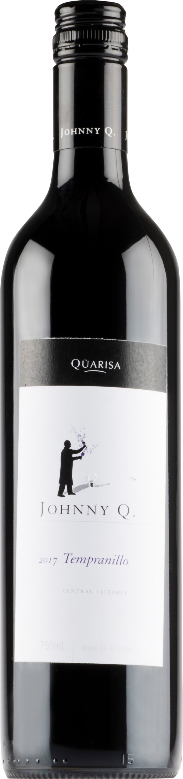Johnny Q Tempranillo 2017