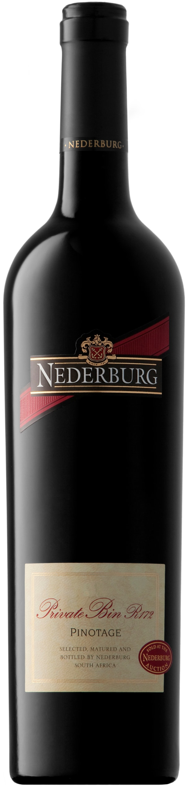 Nederburg Private Bin R172 Pinotage 2010